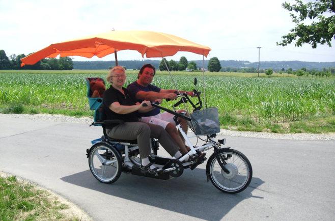 BOBTEC  Das Dreiradzentrum am Bodensee, 10 Jahre länger unabhängig und mobil